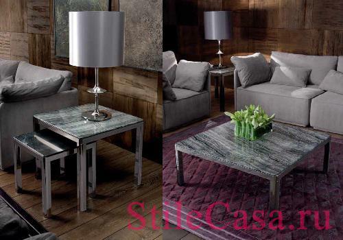 Журнальный столик Aston, фабрика Smania