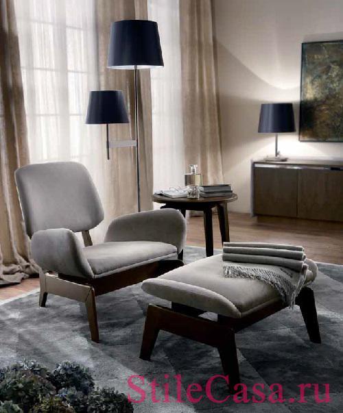 Кресло Parcher, фабрика Smania