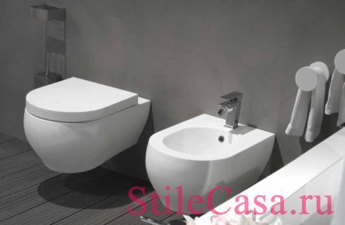 Мебель для ванной Smooth, фабрика Rifra
