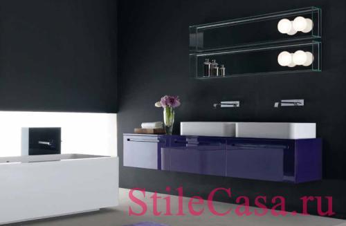Мебель для ванной Zero, фабрика Rifra