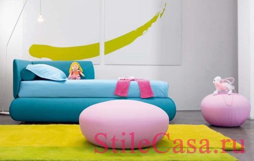 Мебель для детской Candy, фабрика Bonaldo