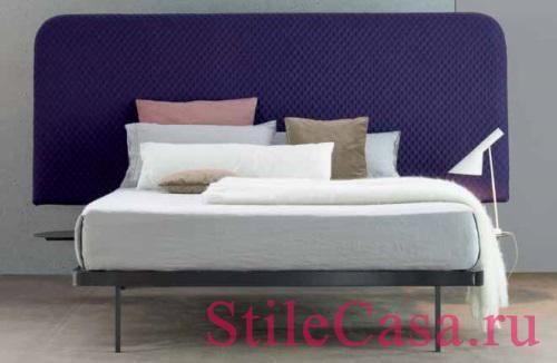 Кровать Contrast Bed, фабрика Bonaldo