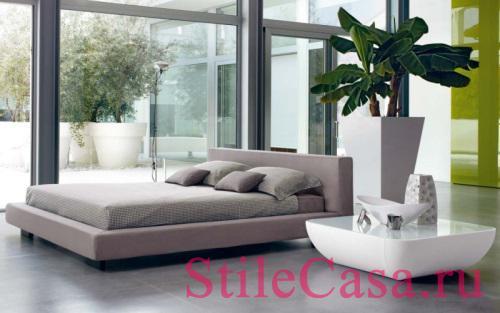 Кровать Relaxin, фабрика Bonaldo
