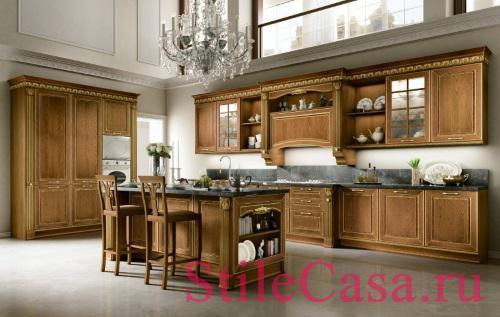 Кухня Dolcevita New, фабрика Stosa Cucine