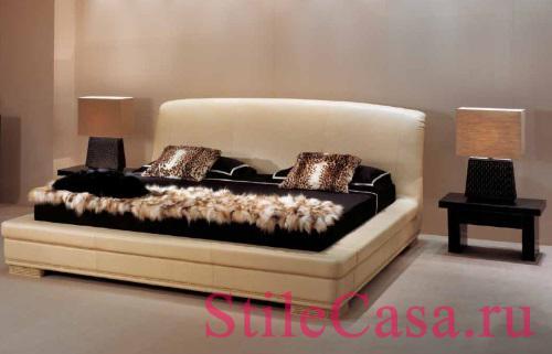 Кровать Franklin, фабрика Ulivi Salotti