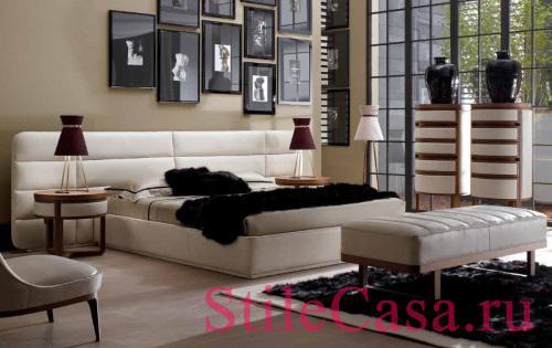 Кровать Master, фабрика Ulivi Salotti