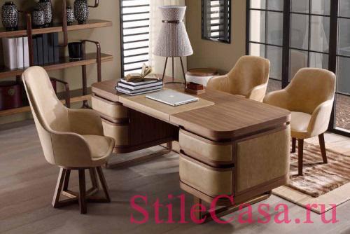 Письменный стол World, фабрика Ulivi Salotti
