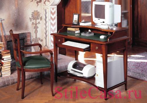 Письменный стол 3215, фабрика Pacini & Cappellini