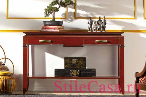 Консоль с зеркалом Macau AC2201Z, фабрика AM Classic