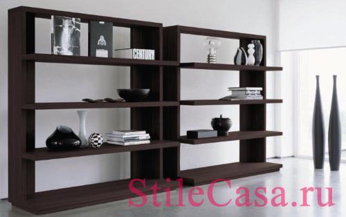 Стеллаж Status - Libreria, фабрика Longhi