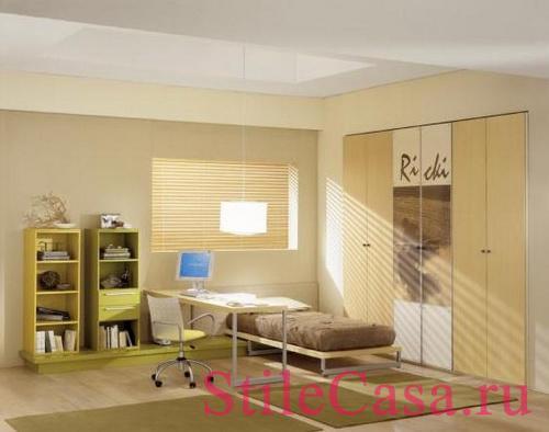 Мебель для детской Green pop 1, фабрика Cia international