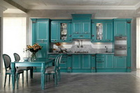 Кухня Belle epoque, фабрика Tomassi Cucine
