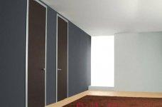 Межкомнатная дверь 311 wood bat, фабрика Longhi