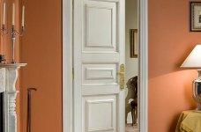 Межкомнатная дверь Porte, фабрика Megaros