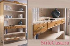 Стеллаж Art. MA.03/L, фабрика Stella del Mobile