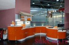 Кухня Brilla, фабрика Aster Cucine