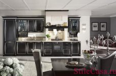 Кухня Cristine laccata, фабрика Lubiex Cucine