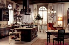 Кухня Cottage, фабрика Arcari
