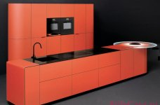 Кухня Argento Vivo, фабрика GeD Arredamenti