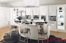 Кухня Diamond, фабрика Brummel Cucine
