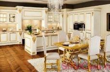 Кухня Hermitage Foglia Oro