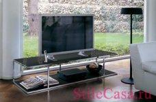 Мебель для ТВ 150 collezione queen, фабрика Longhi