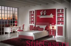 Мебель для детской Batticuore1, фабрика Halley