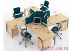 Офисная мебель Quattro3