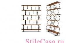 Авторская мебель Flying Circles, фабрика Ceccotti Collezioni