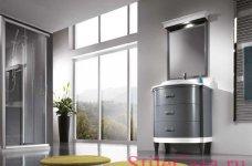 Мебель для ванной Aqua 03, фабрика CP Mobili (Metamorfosi)