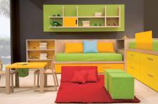 Мебель для детской Compact collection 6002