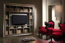 Мебель для ТВ Contrast, фабрика DV Home Collection