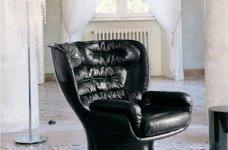 Кресло Elda, фабрика Longhi