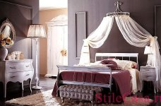 Кровать с балдахином Siche, фабрика Giusti Portos
