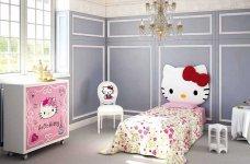 Мебель для детской Hello Kitty
