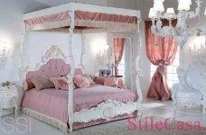 Кровать с балдахином Sissi, фабрика Klassik
