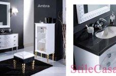 Мебель для ванной Ambra, фабрика Klassik