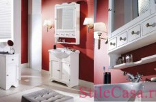 Мебель для ванной Ametista, фабрика Klassik