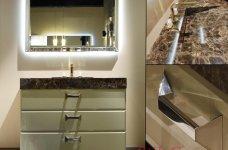Мебель для ванной Ares, фабрика Rifra