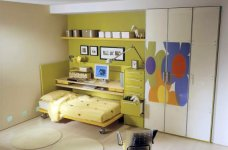 Мебель для детской Basic Natural, фабрика Cia international