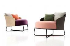 Кресло Amelie, фабрика Swan