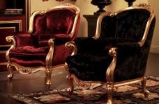 Кресло BAROCCA