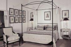 Кровать с балдахином 12/0241, фабрика Isabella Costantini