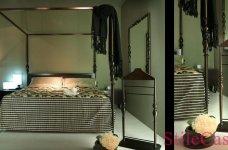 Кровать с балдахином Letto, фабрика Morelato