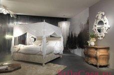 Кровать с балдахином Rebecca, фабрика Bizzotto