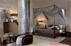 Кровать с балдахином Marrakech, фабрика EGO Zeroventiquattro
