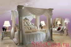 Кровать с балдахином Dream, фабрика Caspani Tino