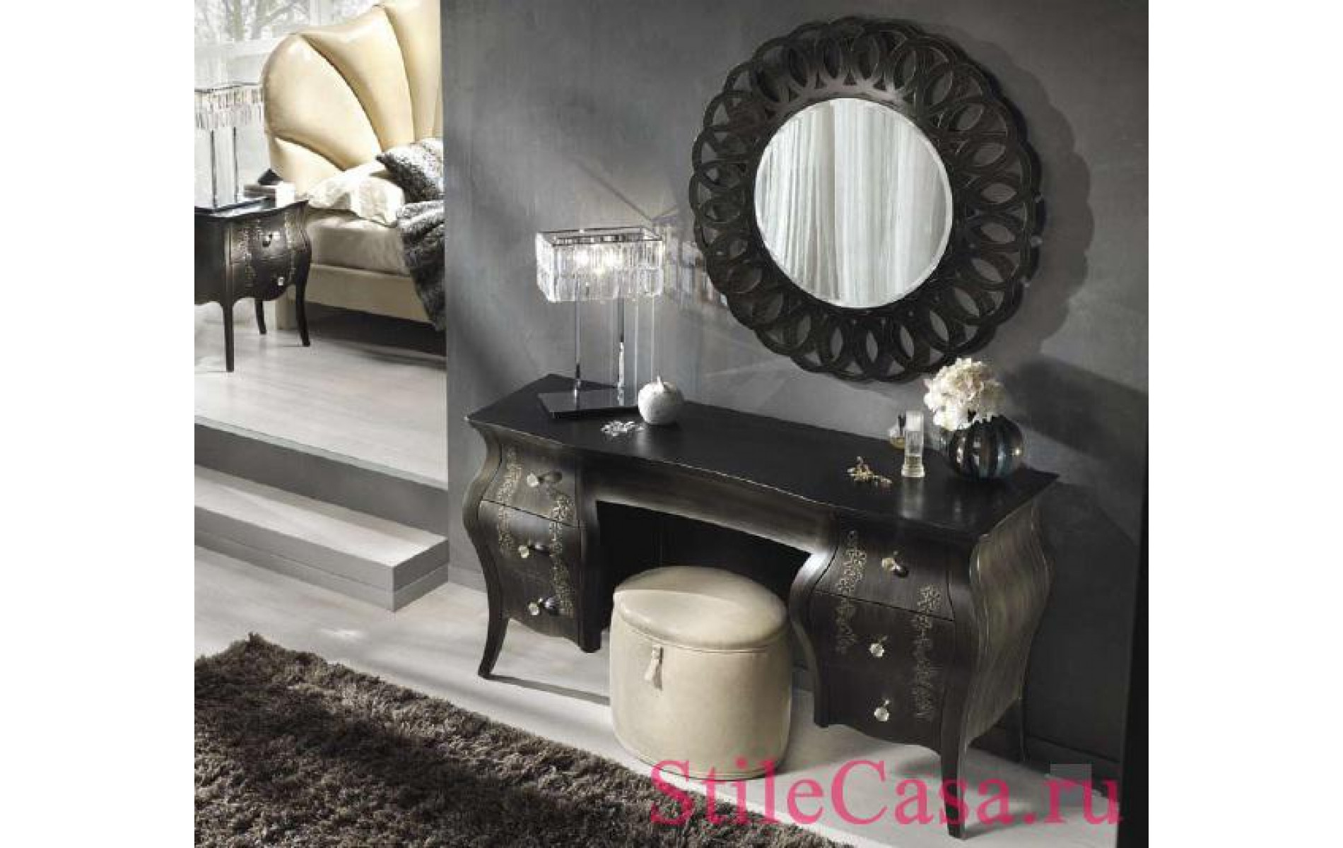 Дамский столик Art 208, фабрика BBelle