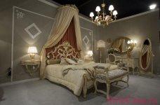 Кровать с балдахином Art 2930, фабрика Florence Art