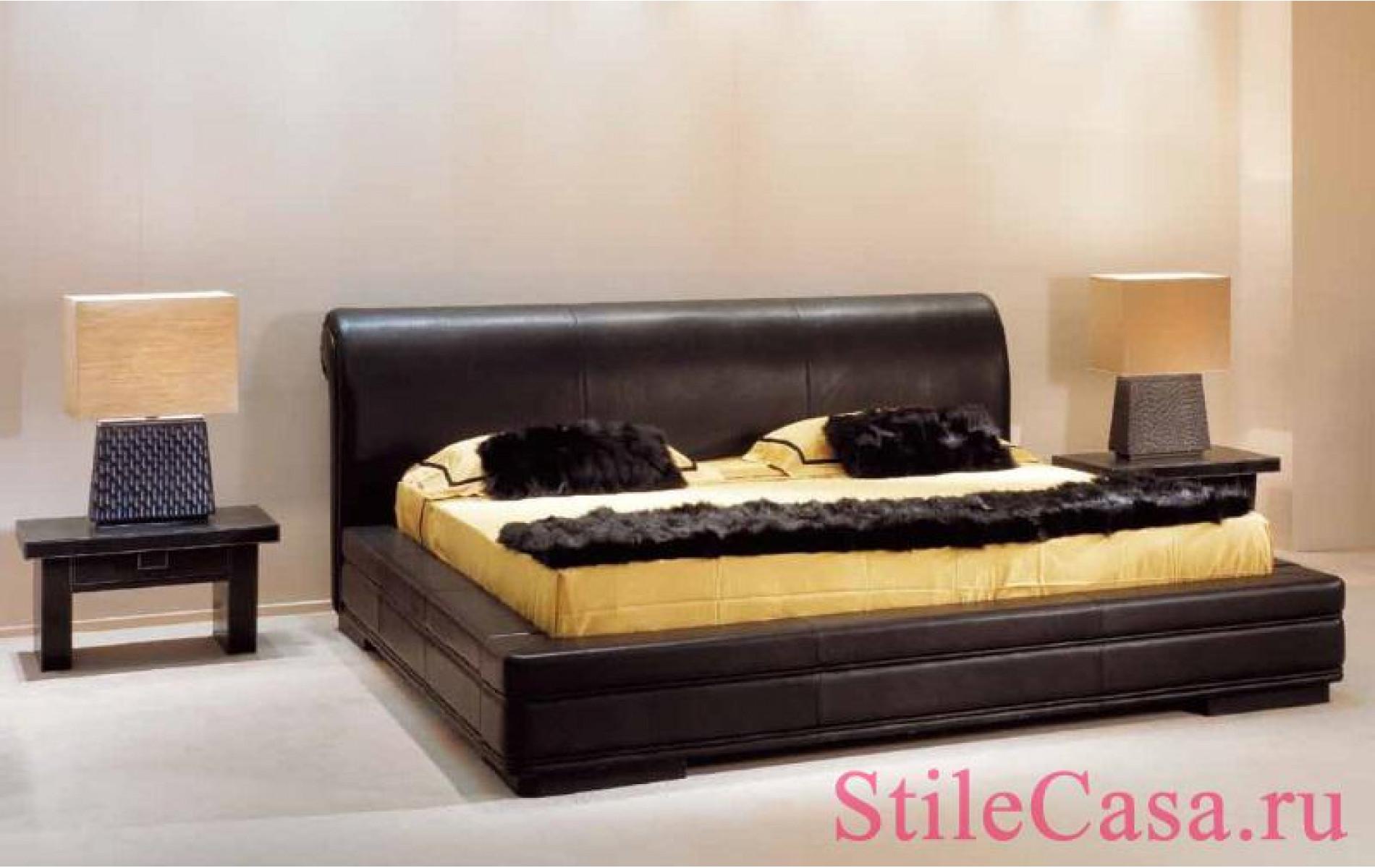 Кровать Kamal, фабрика Ulivi Salotti